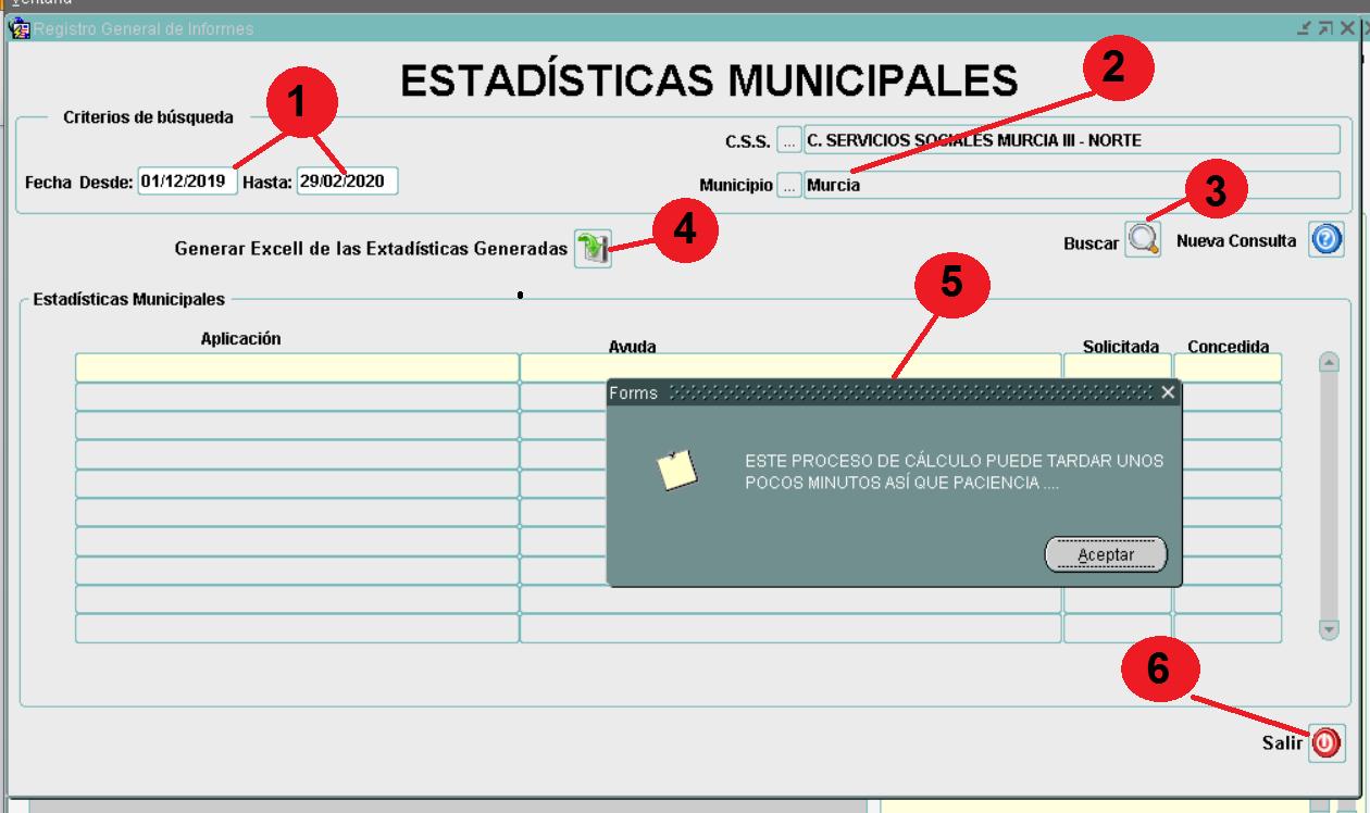 datos municipales petición