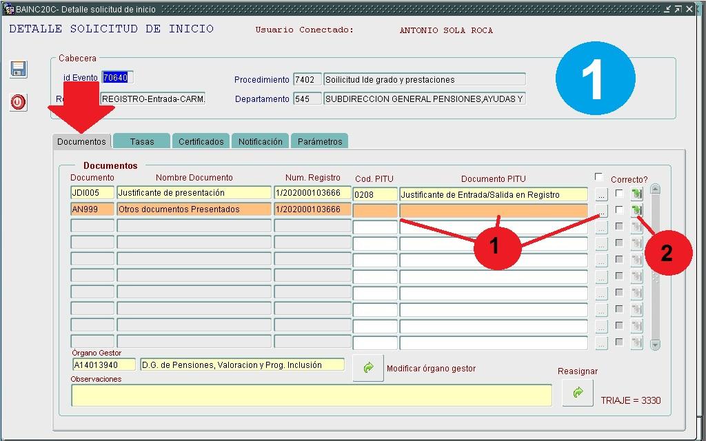 0402 bi detalle codificar documento